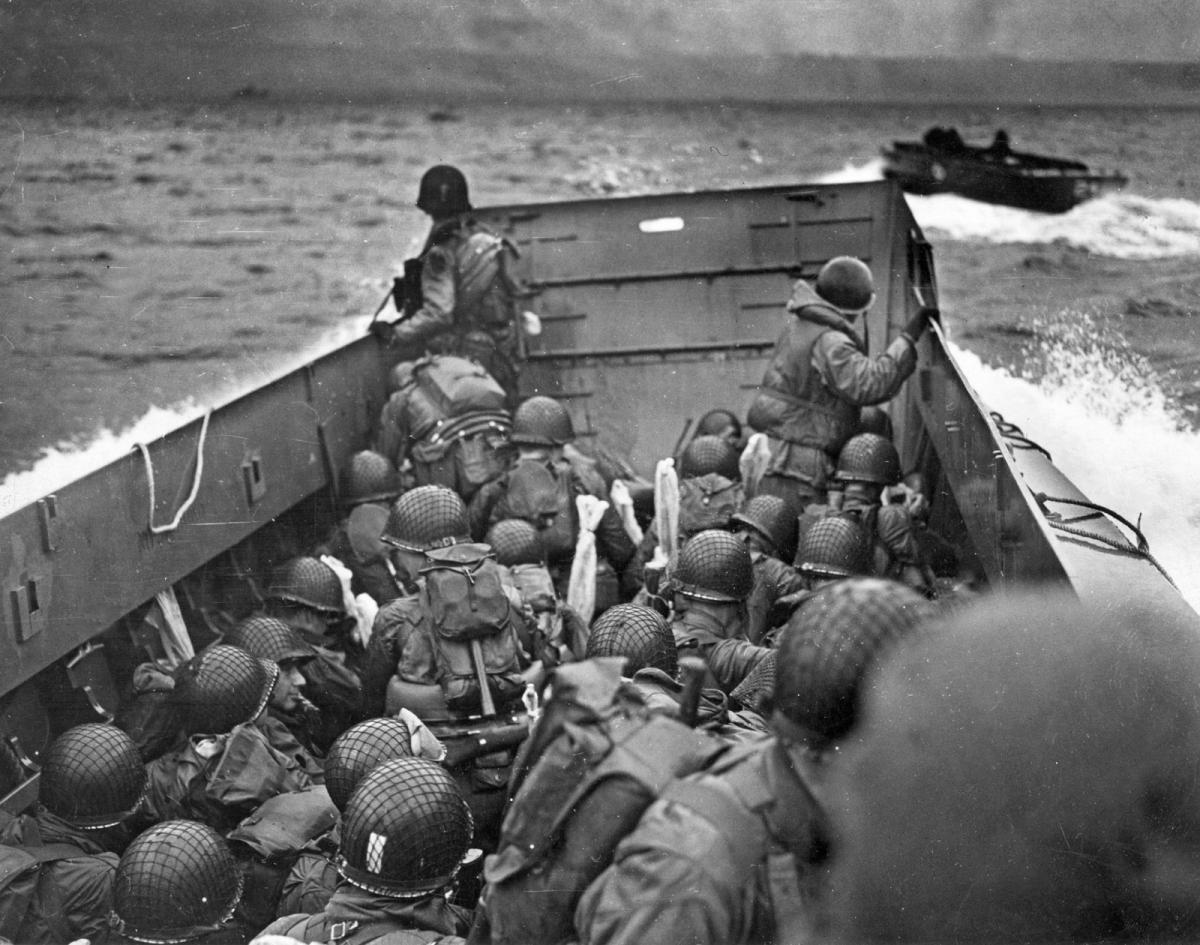 Le Debarquement De Normandie Le Journal De Suzon